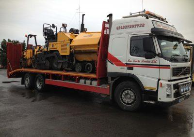 Rigid Beavertail Truck