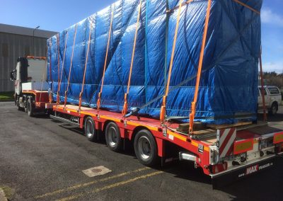 3 axle Low Loader - www.lowloader.ie