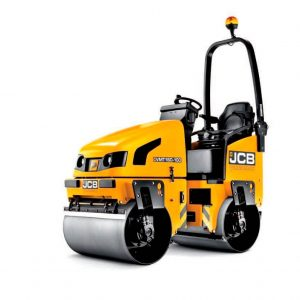 JCB Vibromax VMT 160-90 Road Rollers for Hire - www.lowloader.ie