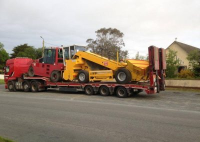 3 axle Low Loader 7 - plant haulage - www.lowloader.ie