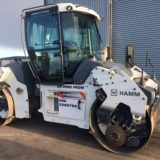 HD80 Articulated Tandem Roller - www.lowloader.ie