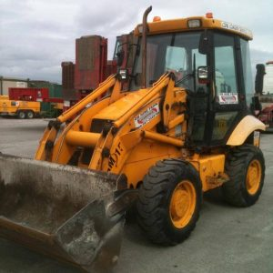 JCB 2CX Airmaster for Hire - Plant Hire - www.lowloader.ie